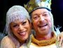Spamalot Pictured with Richard Chamberlain